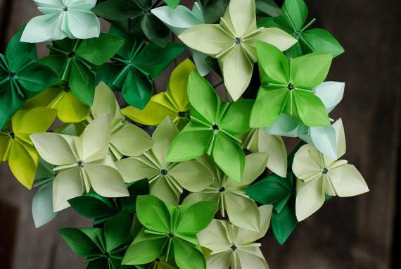 Любовь к бумаге или 1001 оригами. Изображение № 8.