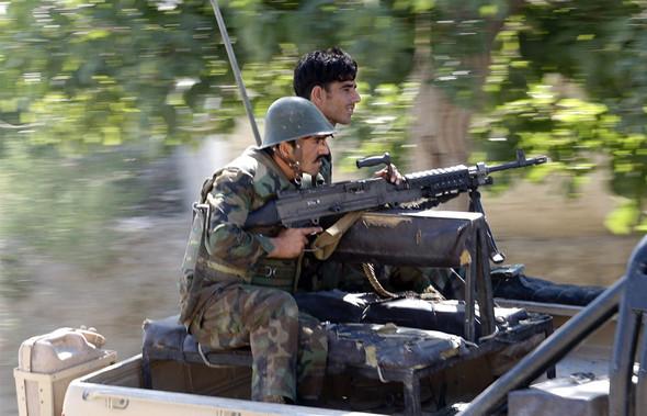 Афганистан. Военная фотография. Изображение № 78.