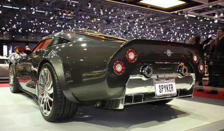 Spyker C8 Aileron. Изображение № 2.