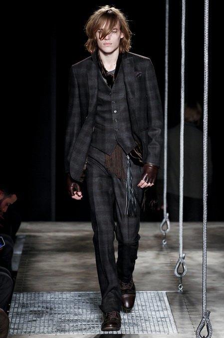 Milan Fashion Week: День 1. Изображение № 50.