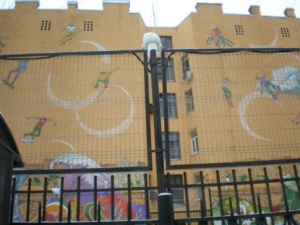 Граффити Петербурга. Изображение № 8.
