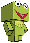 Cubeecraft бумажные герои своими руками. Изображение № 13.