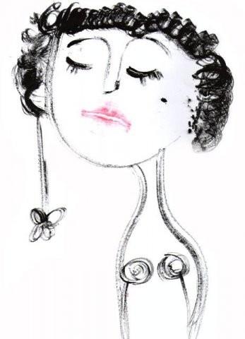 «О ней». Маленькая сказка отВики Саловой. Изображение № 2.