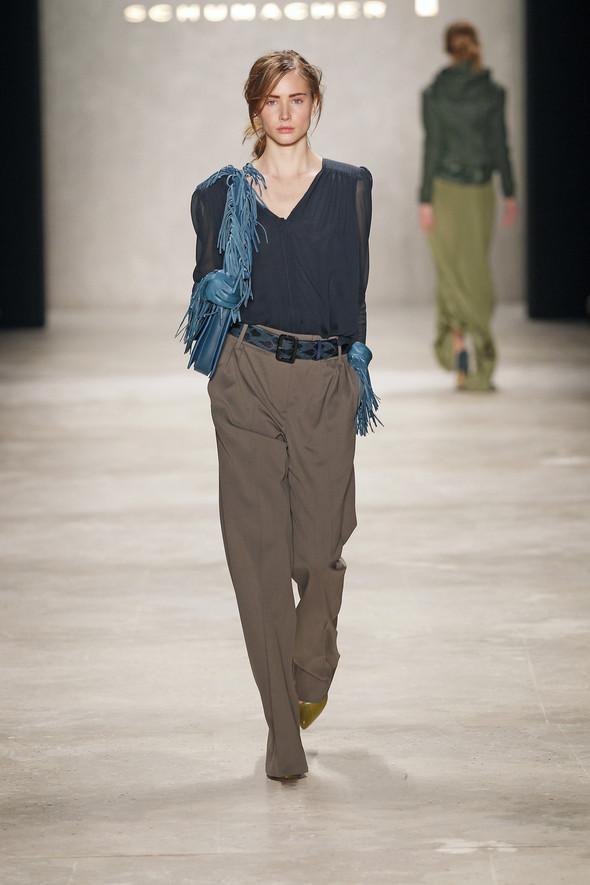 Berlin Fashion Week A/W 2012: Schumacher. Изображение № 30.