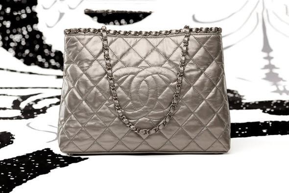 Изображение 10. Лукбук: Chanel Bags SS 2011.. Изображение № 10.