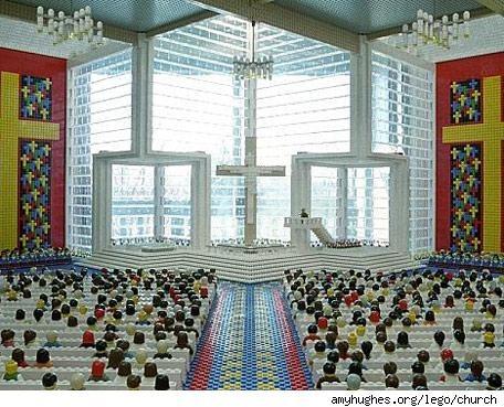 Трехмерный макет Японии и еще 10 удивительных объектов из LEGO. Изображение №13.