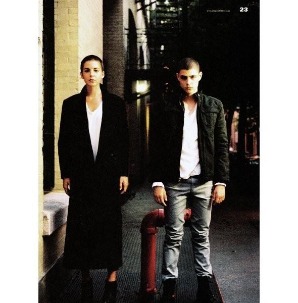 Изображение 12. Мужские лукбуки: Pull & Bear, Urban Outfitters и Sibling.. Изображение № 12.