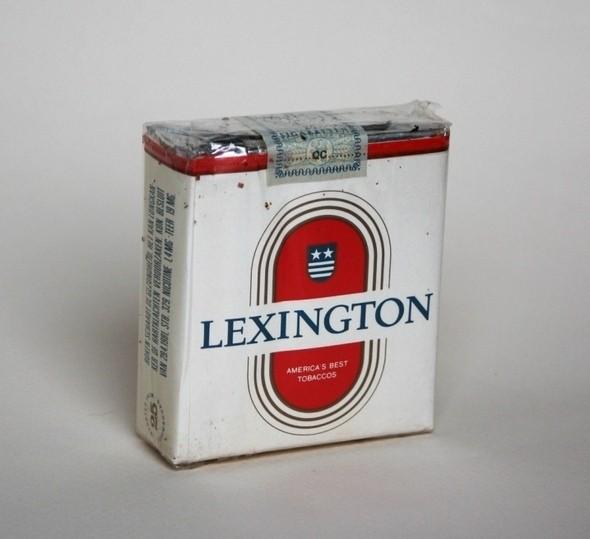 Изображение 25. Ретроспектива сигаретной пачки.. Изображение № 25.
