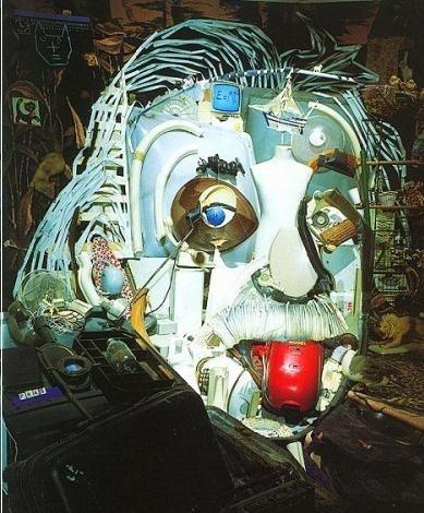«Мусорный» гений-Bernard Pras. Изображение № 9.
