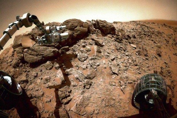 Старый марсоход Opportunity начал страдать от «амнезии». Изображение № 1.