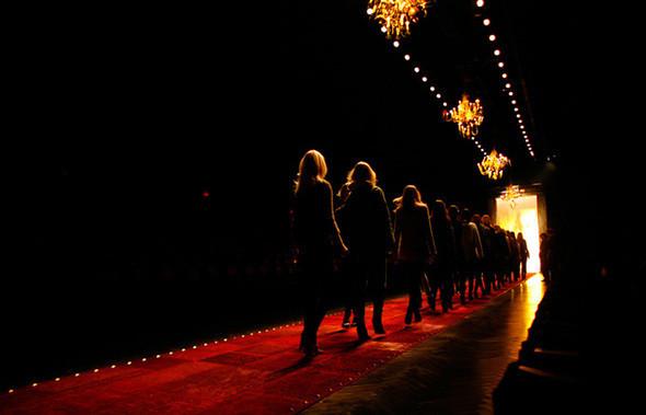 Изображение 35. Неделя моды в Нью Йорке: Бэкстэйдж.. Изображение № 35.