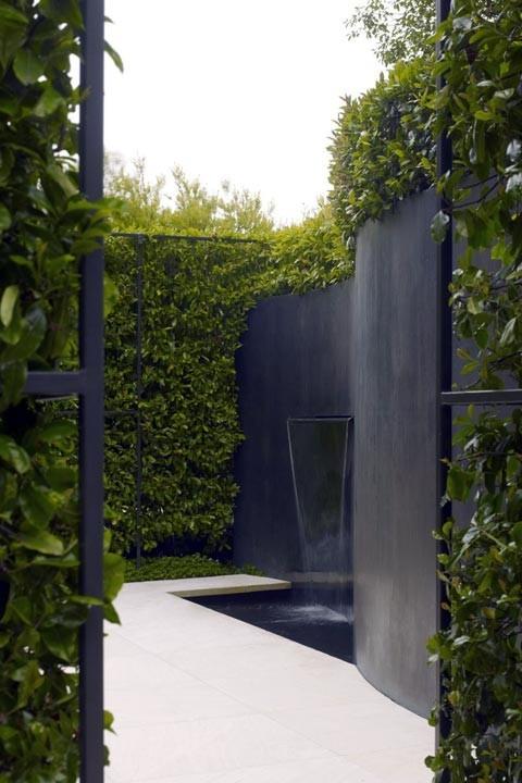 Зеленая резиденция SF от Lutsko Associates. Изображение № 10.