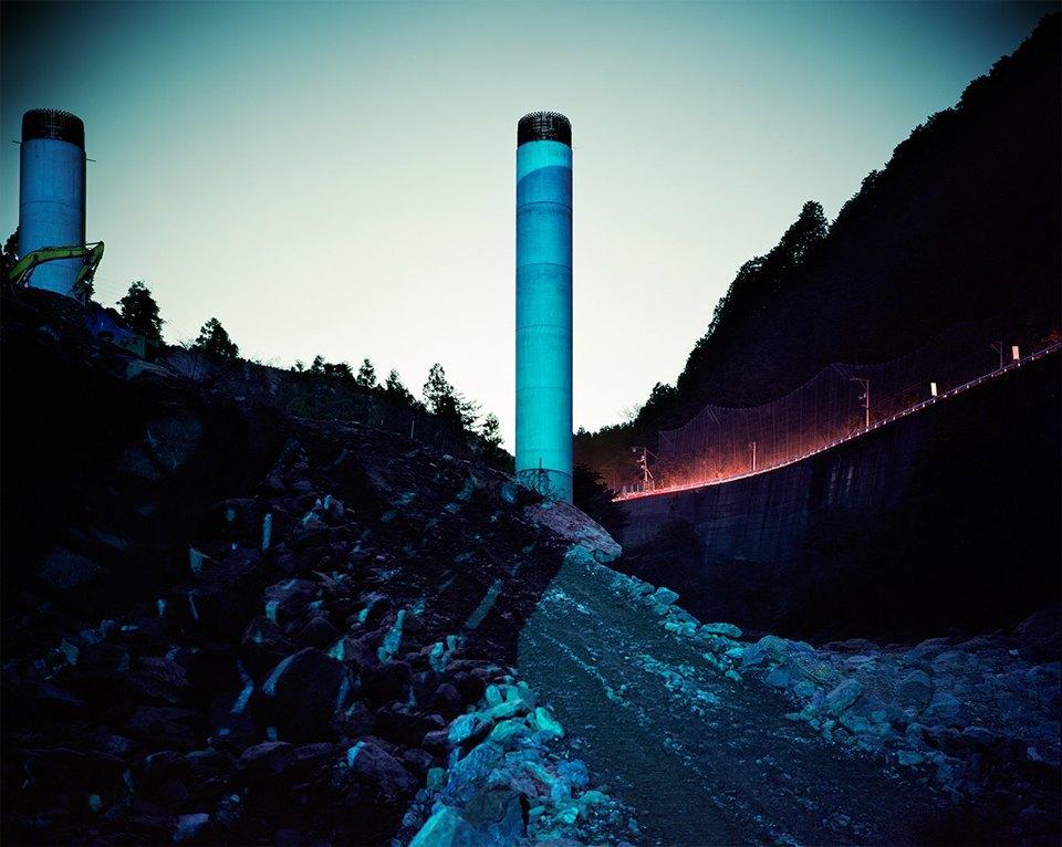 Фабрики из хоррора: ночная индустриальная фотография. Изображение № 10.