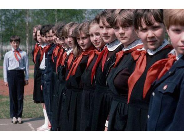 Пионеры в СССР. Изображение № 19.