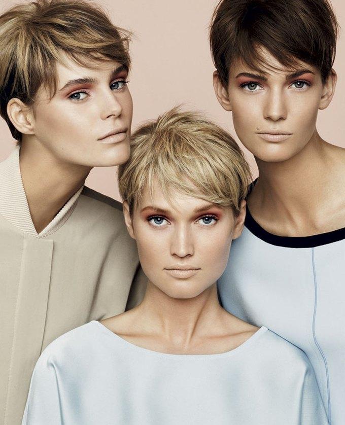 Max Mara, Prada и другие марки выпустили новые кампании. Изображение № 54.