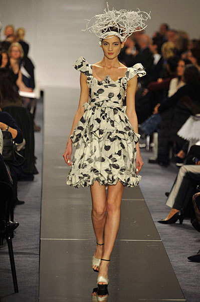 Chanel Spring 2009 Haute Couture. Изображение № 12.