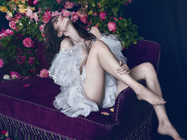 Вышли новые съемки из Bon, Flair, Vogue и других журналов. Изображение № 27.