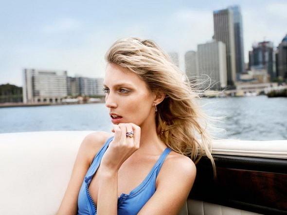 Изображение 24. Аня Рубик в рекламе Apart Jewelry.. Изображение № 24.
