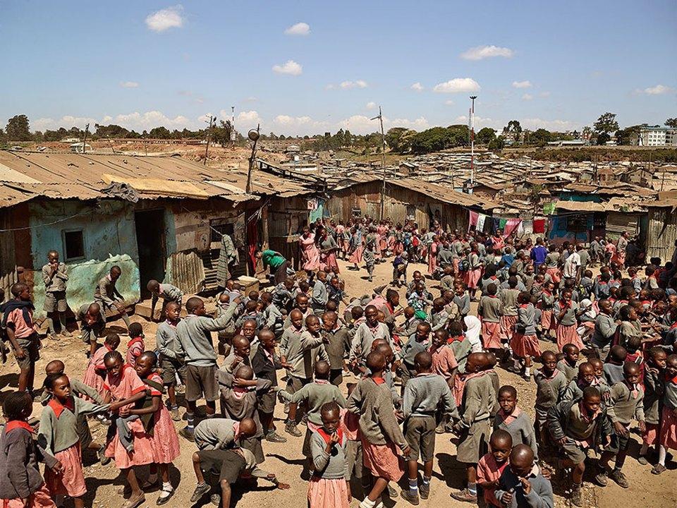 Фото: как выглядят детские площадки вразных странах мира . Изображение № 6.