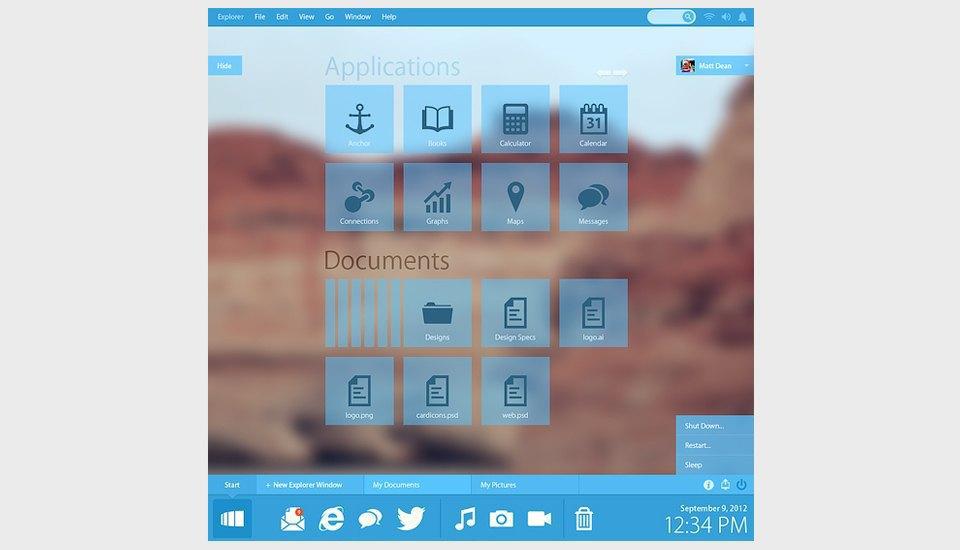 11 концептов Windows 9, которые лучше Windows 10. Изображение № 20.
