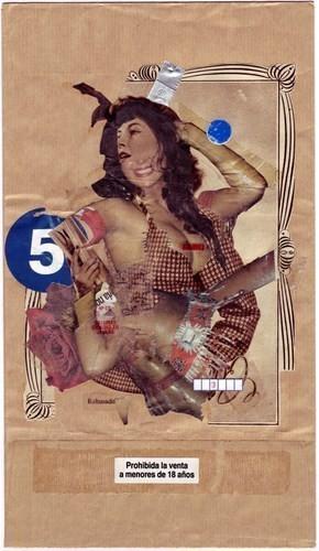 Изображение 42. Выставка: International Weird Collage Show.. Изображение № 42.