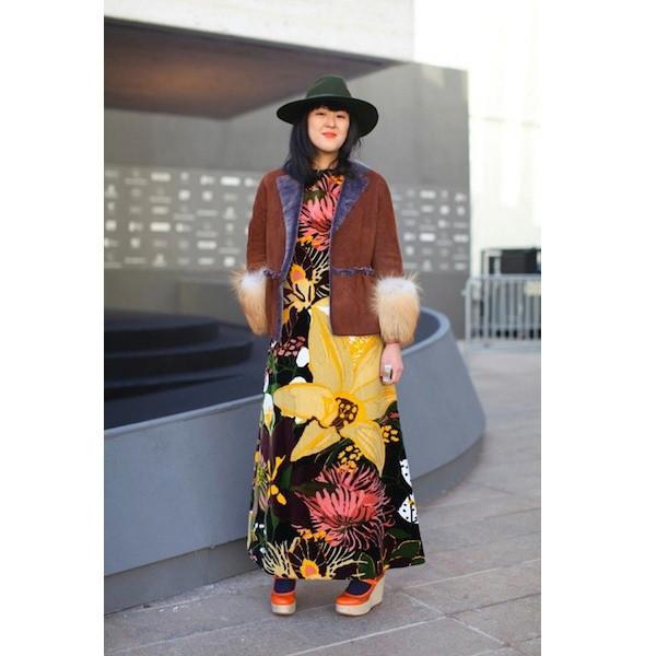Изображение 162. На полях: 10 тенденций уличного стиля с прошедших недель моды.. Изображение № 162.