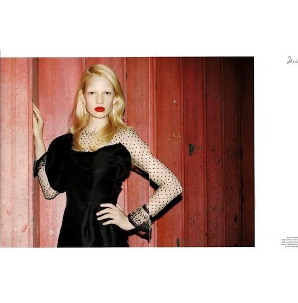 5 новых съемок: Love, T, Vogue и Wallpaper. Изображение № 21.