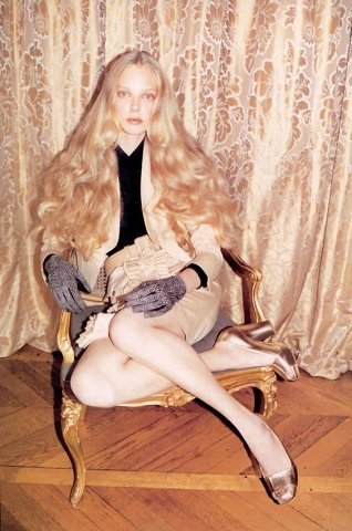 Tanya Dziahileva чистое сияние красоты. Изображение № 44.