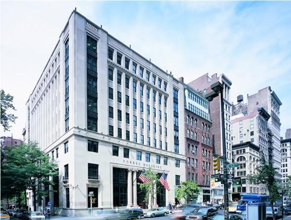 Forbes продает «жилье» на Манхэттене. Изображение № 1.