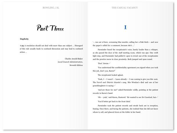 Что мы узнали из книги Дж.К. Роулинг «Свободная вакансия». Изображение № 4.