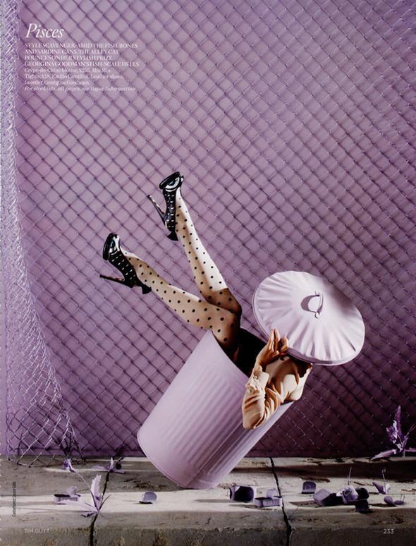 Гороскоп от Британского Vogue. Изображение № 12.