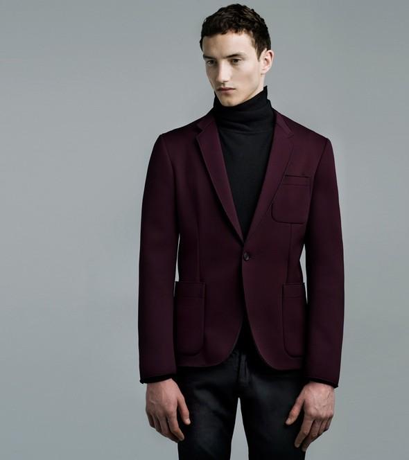 Лукбук: Zara November 2011 Men's. Изображение № 4.