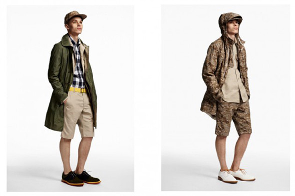 Woolrich Woolen Mills Spring/Summer 2013 Collection. Изображение № 26.