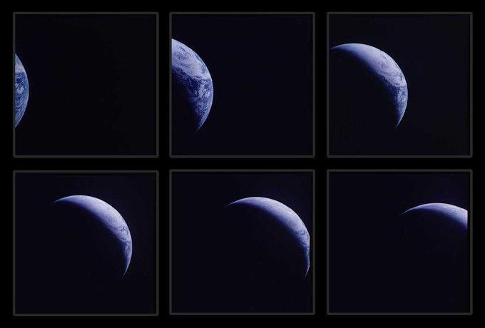 NASA выложили онлайн фотоисторию миссии «Аполло». Изображение № 12.