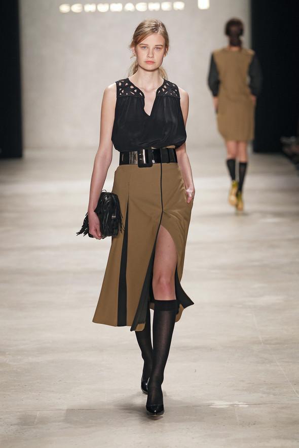Berlin Fashion Week A/W 2012: Schumacher. Изображение № 25.
