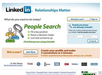 LinkedIn. Изображение № 1.