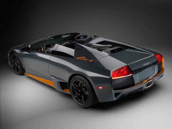 Lamborghini Murcielago LP650–4 Roadster. Изображение № 4.