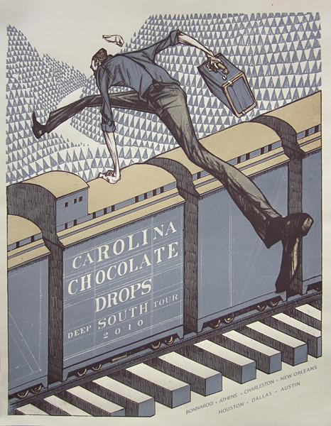 Концертные плакаты. Изображение № 10.