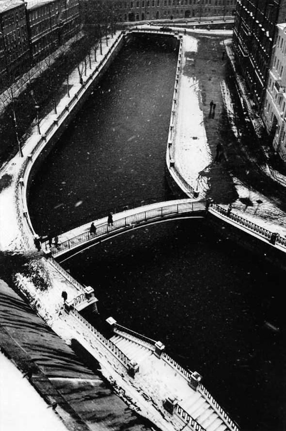 Три альбома петербургских классиков фотографии. Изображение № 6.