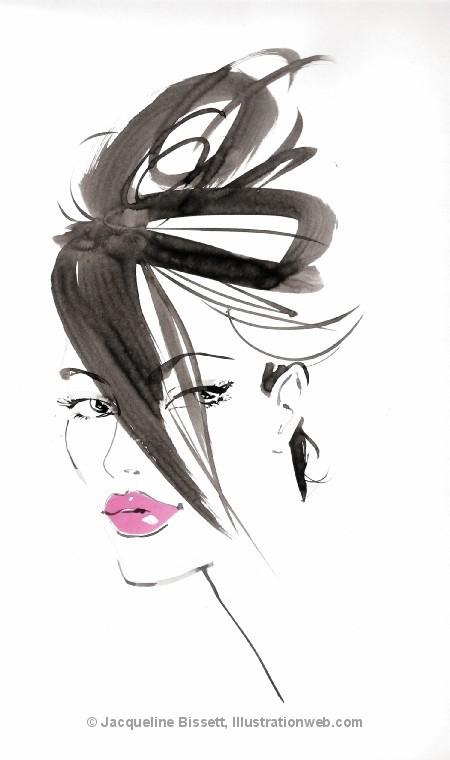 Иллюстратор Жаклин Биссет. Изображение № 4.