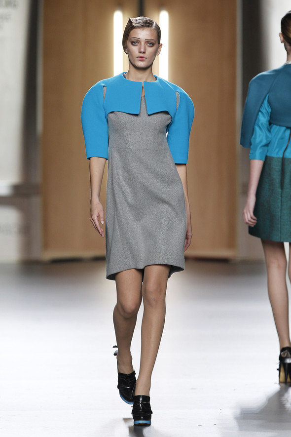 Madrid Fashion Week A/W 2012: Ana Locking. Изображение № 2.