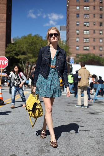 Нерабочее время: Блоги об уличном стиле моделей. Изображение № 11.