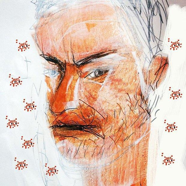 Иллюстраторы рисуют анонимных художников. Изображение № 17.