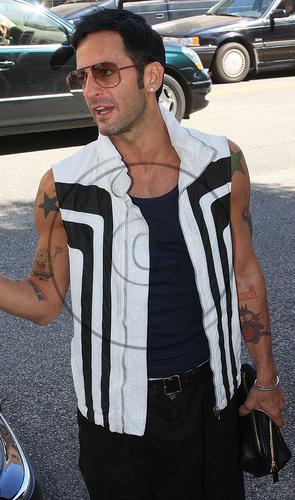 Marc Jacobs иего татуировки. Изображение № 5.