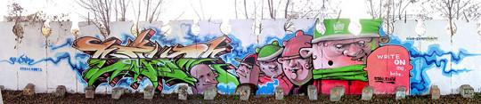 Интервью с граффити райтером Stan One. Изображение № 14.