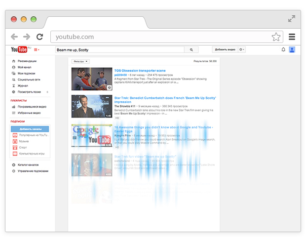 10 незаметных интерфейсных решений компании YouTube. Изображение № 9.