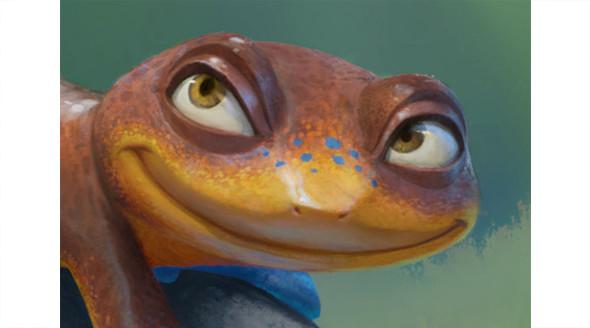 Pixar выпустили арт к отмененному мультфильму. Изображение № 6.