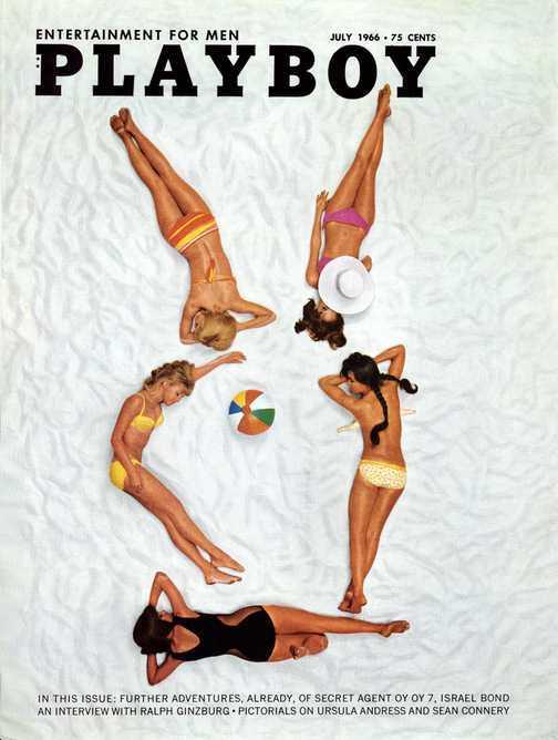 Тотсамый Playboy. Изображение № 23.
