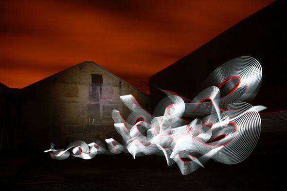 Да будет свет: 7 мастеров по световым граффити. Изображение № 53.