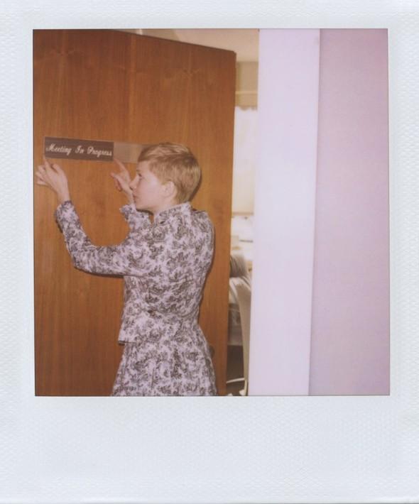 Лукбук: Мишель Уильямс для Boy by Band of Outsiders SS 2012. Изображение № 16.